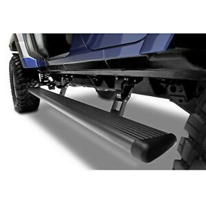 Amp Research Power Step Running Board 75122 01a For Jeep Wrangler Jk 4 Door