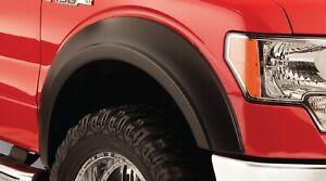 Bushwacker 22003 11 Pair Of Front Extend A Fender Flares For Ford E Series Van