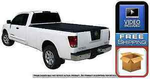 Access Literider 33169 Roll Up Tonneau Cover For Nissan Titan King Cab 79 Bed