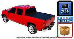 Access Vanish 92149 Roll Up Tonneau Cover For 01 04 Sonoma S 10 Crew Cab 53 Bed