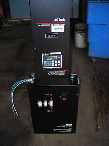 Variable Speed Ac Motor Drive Ac Tech