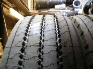4 Tires 315 70r22 5 Dsr266 A P Truck Tire 31570225 18 Ply Rating