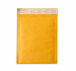 500 000 4 X 8 Kraft Bubble Padded Envelopes Mailers Bags