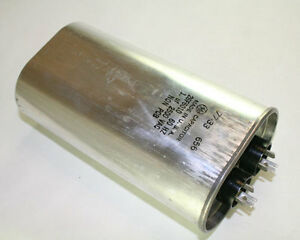 1x 1uf 2500vac Motor Run Capacitor 2500v Ac 1 Mfd 1mfd 2500 Volts Pump Unit