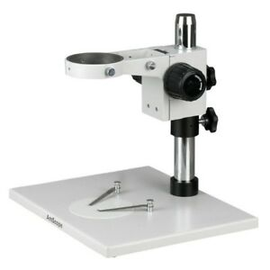Amscope Ts100 fr Super Large Microscope Table Stand With Focusing Rack