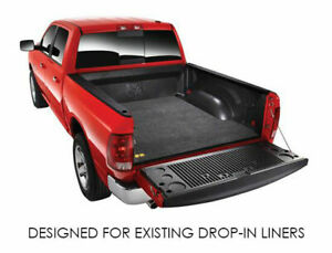 Bedrug Bmc07sbd 6 6ft Truck Bed Protection Mat For Silverado W Drop In Liner