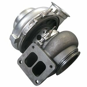 Cxracing Gt45 Gt45r Stage Iii Ball Bearing Turbo Charger 76mm Wheel T4 1 15 A R