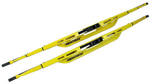 2pc 18 Inch Yellow Windshield Window Wipers Blades Colored Fits Am91615 1818 Yw