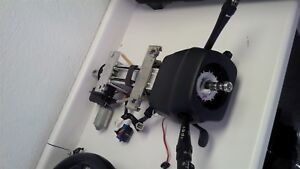 06 12 Chevrolet Corvette Steering Column Power Tilt Telescopic