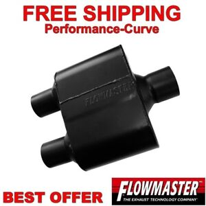 Flowmaster Super 10 Series Performance Exhaust Muffler 3 2 5 8430152