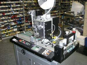 Kirk rudy Tabber Wafer Sealing Machine