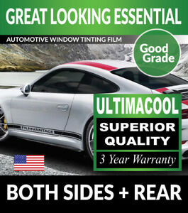Uc Precut Auto Window Tinting Tint Film For Lincoln Town Car 95 97