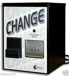 Mcm 100 mini Change Machine Made For Arcades Billiards bars And Night Clubs