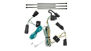 Tekonsha 118472 T one 4 way T connector Trailer Hitch Wiring For Ford Flex
