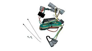 T one 4 way T connector Trailer Hitch Wiring For 2001 2006 Mitsubishi Montero