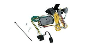T one 4 way T connector Trailer Hitch Wiring For Ford Econoline Vans Escape