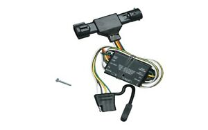 T one 4 way T connector Trailer Hitch Wiring For Ford Ranger Mazda B series