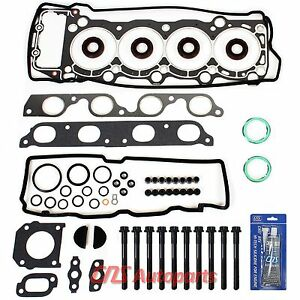 For Toyota Previa 2 4l Supercharged Head Gasket W Bolts Silicone 2tzfe 2tzfze