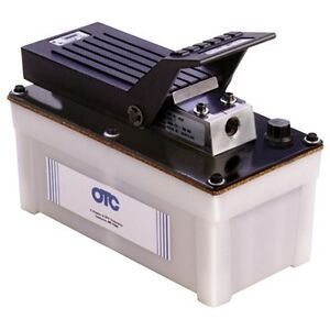 Otc 4020 Air hydraulic Pump With Remote Control