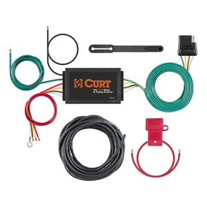 Curt 59146 Powered 3 To 2 Wire Taillight Converter