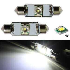 Extremely Bright 42mm Cree Led Bulbs For Car Interior Dome Lights 211 2 578 579