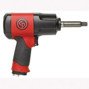 Chicago Pneumatic 7748 2 1 2 Drive Impact Wrench 2 Anvil