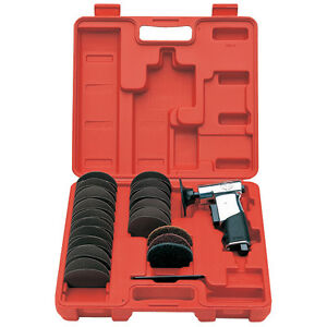 Chicago Pneumatic 7202 D Mini Air Disc Sander Kit