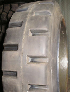 22x5x16 Tires Super Solid Forklift Press on Traction Tire 22 5 16 Usa Made 22516