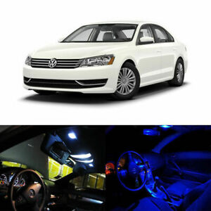 11 light Led Full Interior Lights Package Deal For 2012 2018 Volkswagen Passat