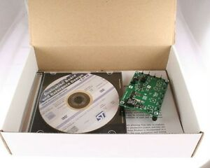 New St Micro Steval isa052v2 Step Down Evaluation Board