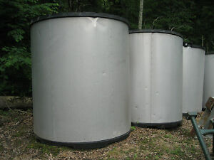 Calmac Water Storage Tanks