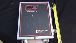 Raytek Thermalert Ii Temperature Sensor Used But Excellent W 30 Day Warrantee