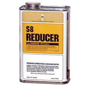 Magnet Paint S8 04 Chassis Saver Reducer 1 Quart Can