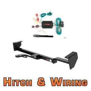 Curt Class 1 Trailer Hitch W mount Wiring For 1991 1999 Toyota Tercel