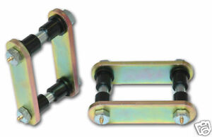 Trail Gear Toyota Pu 4 Runner Rear Narrow Shackles 6