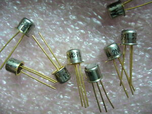 Qty 100x 2n4391 Jfet 40 V 150 Ma N channel Jfet To 18 Motorola