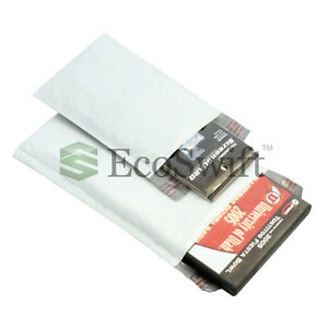 300 0 7 5 X 10 Poly Bubble Mailers Padded Envelope Shipping Supply Bags Dvd