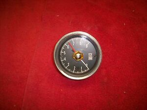 Vintage1960 s Stewart Warner 90 Degree Cable Tachometer Hot Rod Rat Rod Gasser