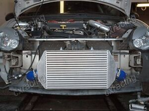 Cxracing 3 5 Core Intercooler 17 x12 5 x3 5 For Neon Srt4 Srt 4