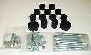 Performance Accessories 951 1 Body Lift Kit For 1997 2006 Jeep Wrangler Tj