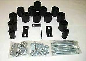 Performance Accessories 823 3 Body Lift Kit For 92 97 Ford F 150 F 250 F 350