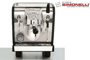 Nuova Simonelli Musica Direct Water Connection Espresso Machine