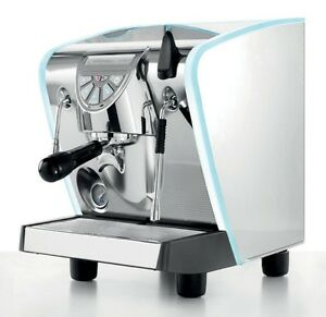 Nuova Simonelli Musica Lux Pour Over Model Espresso Machine