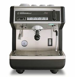 Nuova Simonelli Appia Volumetric 1 Group With Smart Wand Espresso Machine