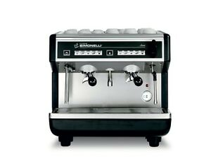 Nuova Simonelli Appia Compact Volumetric 2 Group 220v