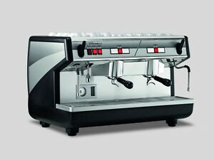 Nuova Simonelli Appia Semi automatic 2 Group Espresso Machine