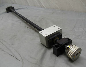 Used Nsk W2007 386px c5z 25 Inch Travel Linear Actuator