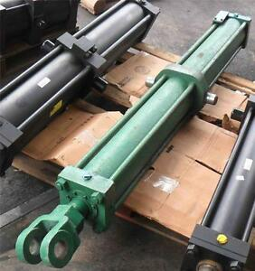 Hydraulic Cylinder Actuator Swival Mount Stroke 53 Bore 6