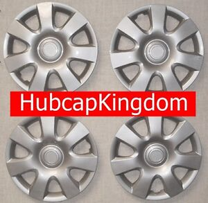 New 2002 2003 2004 Toyota Camry 15 Hubcaps Wheelcover Set Of 4