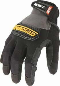 New Work Glove Ironclad Heavy Utility Gloves Hug 04 l Large Protective Construct